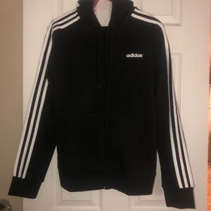 NWOT Adidas Fleece Jacket